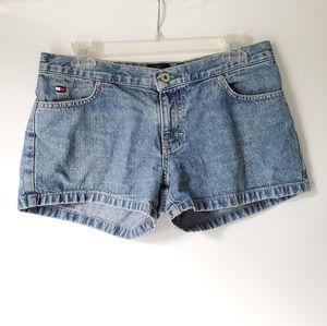 Tommy Hilfigure 100% Cotton Short Jean Shorts